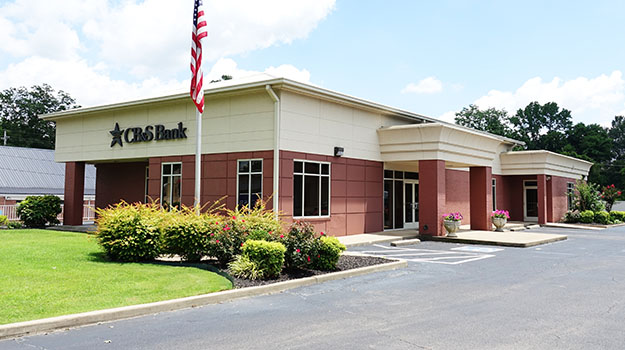 CB&S Bank in Adamsville, TN