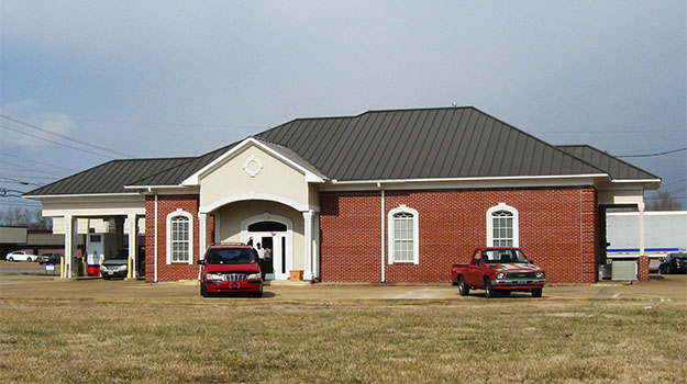CB&S Bank in Corinth, MS on Alcorn Drive