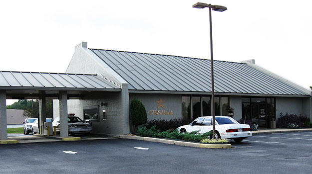 CB&S Bank in Decatur, AL on Beltline Road