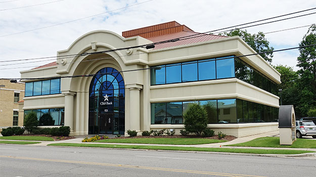Huntsville Al Downtown Cb S Bank