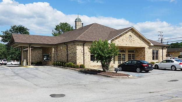 CB&S Bank in North Russellville, AL