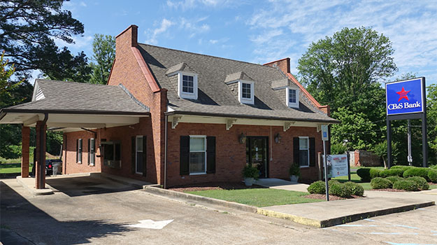 CB&S Bank in Sturgis, MS