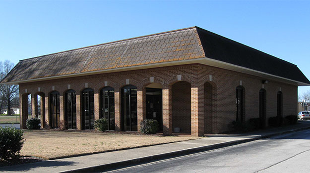 CB&S Bank in Town Creek, AL